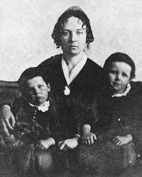 Stanton and kids